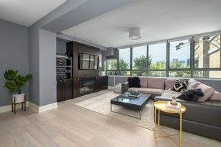 Main Photo: 205 1128 QUEBEC Street in Vancouver: Downtown VE Condo for sale (Vancouver East)  : MLS®# R2626412