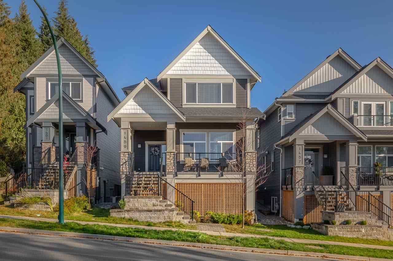 """Main Photo: 1459 DAYTON Street in Coquitlam: Burke Mountain House for sale in """"LARCHWOOD"""" : MLS®# R2545661"""