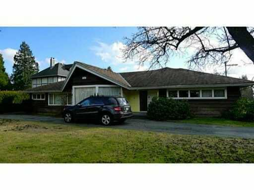 Main Photo: 1280 W 57TH AVENUE in : South Granville House for sale : MLS®# V1021233