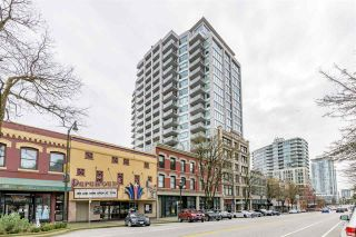 "Main Photo: 1807 668 COLUMBIA Street in New Westminster: Quay Condo for sale in ""TRAPP & HOLBROOK"" : MLS®# R2545473"