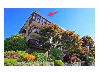 """Photo 11: 409 120 E 4TH Street in North Vancouver: Lower Lonsdale Condo for sale in """"EXCELSIOR HOUSE"""" : MLS®# V1102407"""