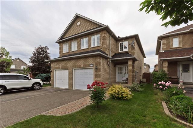 Main Photo: 614 Summer Park Crescent in Mississauga: Fairview House (2-Storey) for sale : MLS®# W3840789