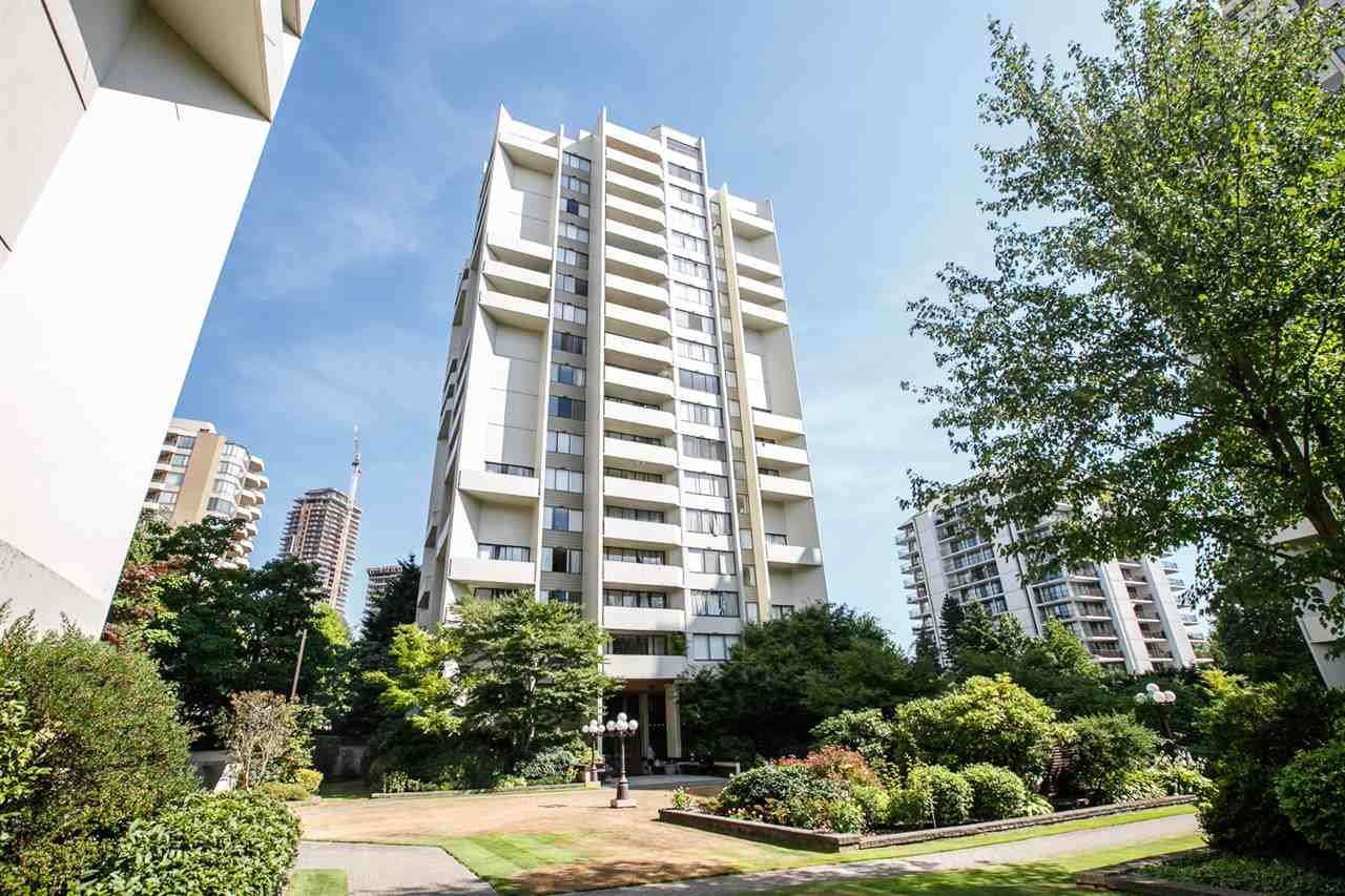 Main Photo: 1702 4300 MAYBERRY STREET in : Metrotown Condo for sale : MLS®# R2302199