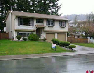 "Photo 1: 3302 VERNON Terrace in Abbotsford: Abbotsford East House for sale in ""TEN OAKS"" : MLS®# F2926584"
