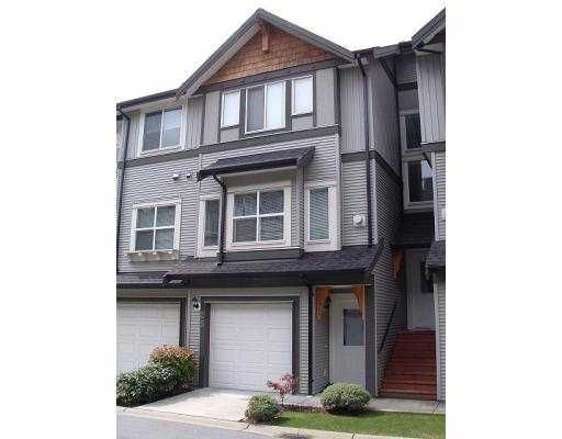 """Main Photo: 25 1055 RIVERWOOD Gate in Port_Coquitlam: Riverwood Townhouse for sale in """"MOUNTAIN VIEW ESTATES"""" (Port Coquitlam)  : MLS®# V682811"""