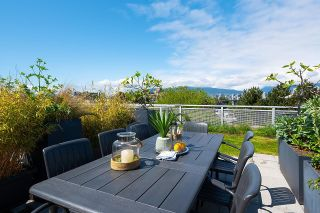 """Photo 31: 508 1540 W 2ND Avenue in Vancouver: False Creek Condo for sale in """"WATERFALL"""" (Vancouver West)  : MLS®# R2594378"""