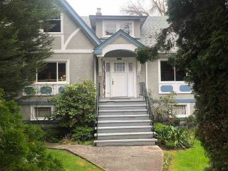 """Photo 1: 2279 W 49TH Avenue in Vancouver: Kerrisdale House for sale in """"Kerrisdale"""" (Vancouver West)  : MLS®# R2575512"""