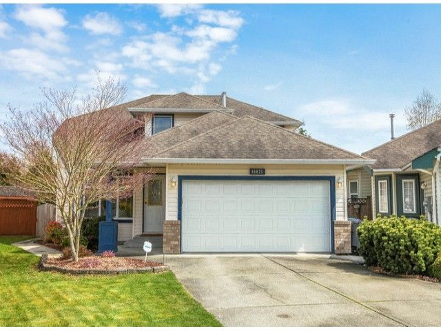Main Photo: 18875 64TH Avenue in Surrey: Cloverdale BC House for sale (Cloverdale)  : MLS®# F1408597