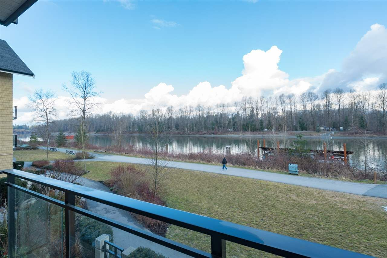 """Main Photo: 205 23285 BILLY BROWN Road in Langley: Fort Langley Condo for sale in """"The Village at Bedford Landing"""" : MLS®# R2139763"""