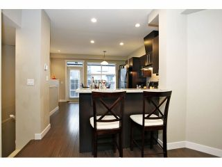 """Photo 7: 11 18199 70 Avenue in Surrey: Cloverdale BC Townhouse for sale in """"AUGUSTA AT PROVINCETON"""" (Cloverdale)  : MLS®# F1326688"""