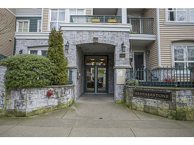 Main Photo: # 104 3278 HEATHER ST in Vancouver: Cambie Condo for sale (Vancouver West)  : MLS®# V1105651