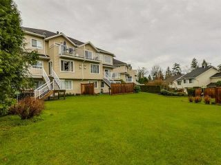 "Photo 1: 25 11588 232 Street in Maple Ridge: Cottonwood MR Townhouse for sale in ""COTTONWOOD VILLAGE"" : MLS®# R2138579"