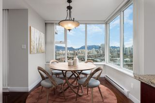 """Photo 13: 1403 1428 W 6TH Avenue in Vancouver: Fairview VW Condo for sale in """"SIENA OF PORTICO"""" (Vancouver West)  : MLS®# R2561112"""