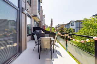 """Photo 12: 29 100 WOOD Street in New Westminster: Queensborough Townhouse for sale in """"RIVER'S WALK"""" : MLS®# R2600121"""