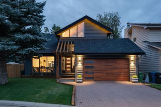 Main Photo: 24 Woodgreen Crescent SW in Calgary: Woodlands Detached for sale : MLS®# A1156605