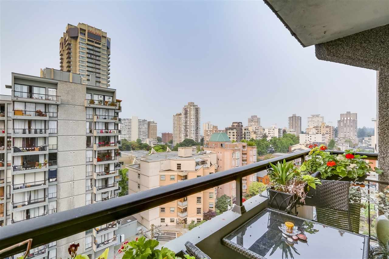 Main Photo: 1008 1720 BARCLAY STREET in Vancouver: West End VW Condo for sale (Vancouver West)  : MLS®# R2204094