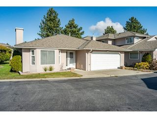 """Photo 1: 161 15501 89A Avenue in Surrey: Fleetwood Tynehead Townhouse for sale in """"AVONDALE"""" : MLS®# R2539606"""
