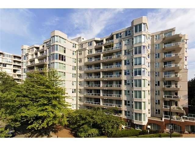 """Main Photo: 405 522 MOBERLY Road in Vancouver: False Creek Condo for sale in """"DISCOVERY QUAY"""" (Vancouver West)  : MLS®# V873280"""