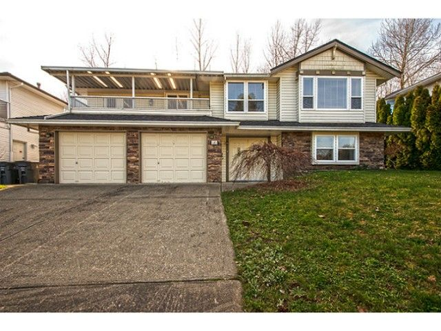 Main Photo: 11411 Wellington Crescent in Surrey: Bolivar Heights House for sale : MLS®# F1433549