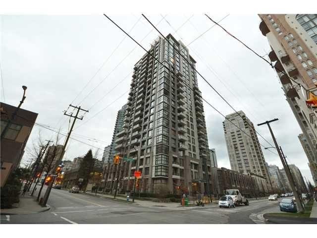 Main Photo: 702 1295 RICHARDS Street in Vancouver: Downtown VW Condo for sale (Vancouver West)  : MLS®# V924739