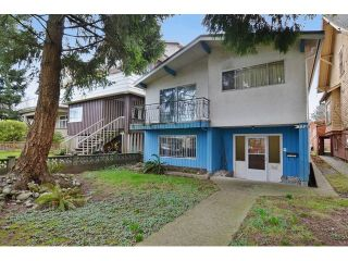 """Photo 2: 116 W 18TH Avenue in Vancouver: Cambie House for sale in """"CAMBIE VILLAGE"""" (Vancouver West)  : MLS®# V1105176"""