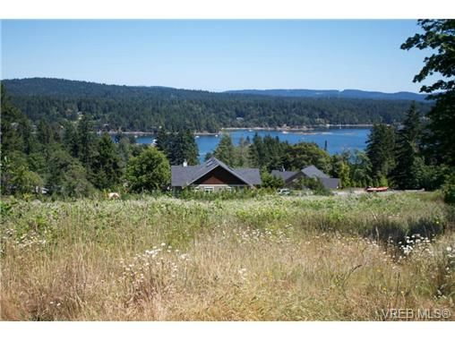 Main Photo: Lot 9 Cypress View Rd in SALT SPRING ISLAND: GI Salt Spring Land for sale (Gulf Islands)  : MLS®# 704250