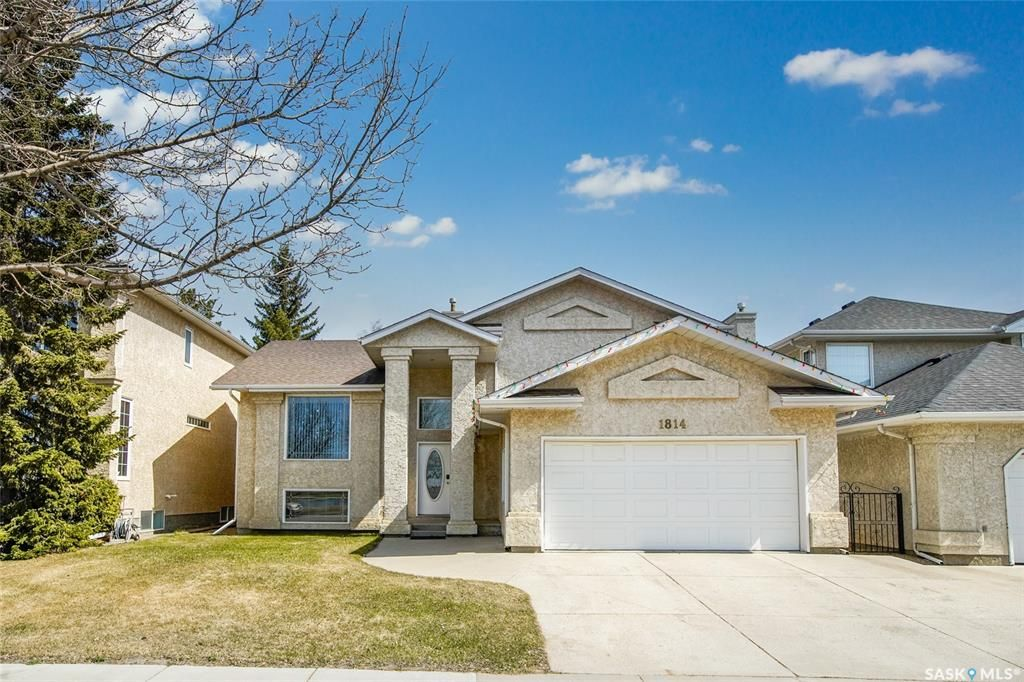 Main Photo: 1814 Kenderdine Road in Saskatoon: Erindale Residential for sale : MLS®# SK851843