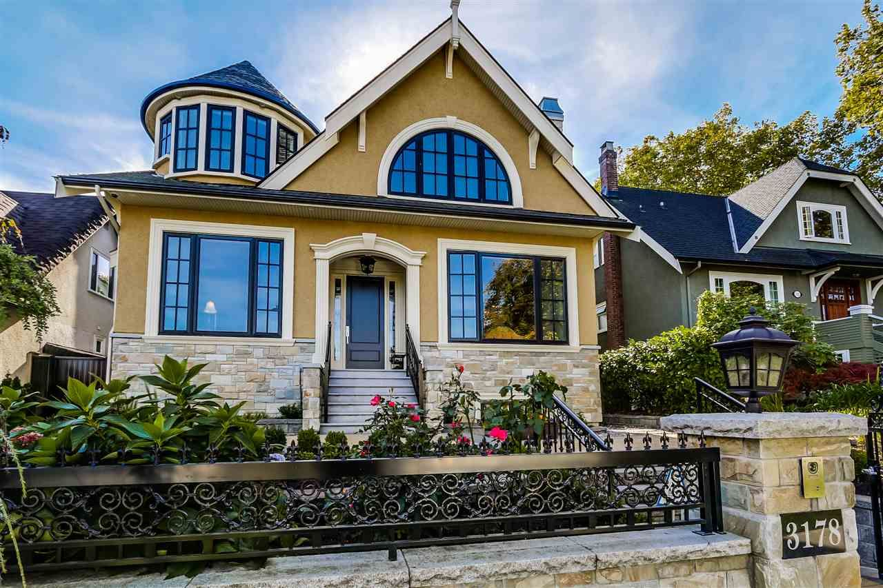 """Main Photo: 3178 W 23RD Avenue in Vancouver: Dunbar House for sale in """"Dunbar"""" (Vancouver West)  : MLS®# R2005334"""