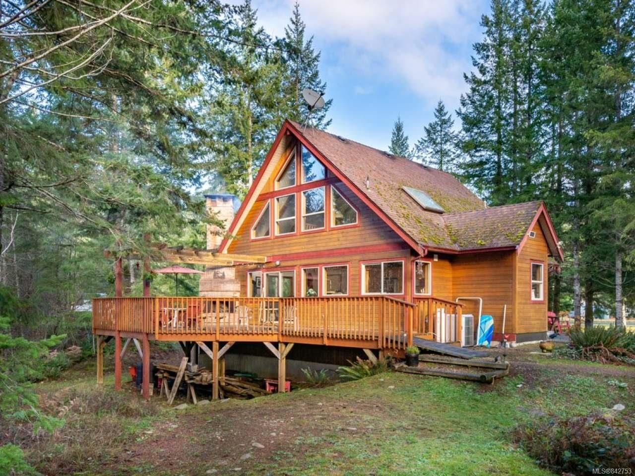 Main Photo: 3871 Woodhus Rd in CAMPBELL RIVER: CR Campbell River South House for sale (Campbell River)  : MLS®# 842753
