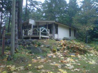 Photo 1: 4399 MARTIN Road in No City Value: Pender Harbour Egmont House for sale (Sunshine Coast)  : MLS®# V922205