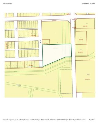 Photo 7: 4701 46 Street: Redwater Land Commercial for sale : MLS®# E4228796