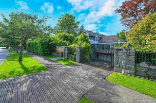 Photo 1: 1411 MINTO Crescent in Vancouver: Shaughnessy House for sale (Vancouver West)  : MLS®# R2585434