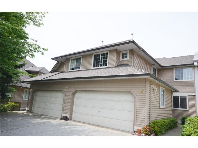 """Main Photo: 63 2615 FORTRESS Drive in Port Coquitlam: Citadel PQ Townhouse for sale in """"ORCHARD HILL"""" : MLS®# V1070178"""