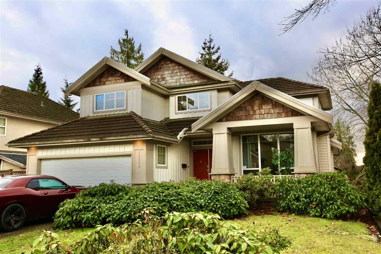 "Main Photo: 15852 111 Avenue in Surrey: Fraser Heights House for sale in ""Fraser Heights"" (North Surrey)  : MLS®# R2537803"