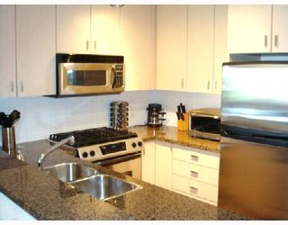 """Photo 5: 311 6888 SOUTHPOINT Drive in Burnaby: South Slope Condo for sale in """"The Cortina"""" (Burnaby South)  : MLS®# V711674"""