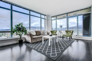 """Photo 3: 2503 2789 SHAUGHNESSY Street in Port Coquitlam: Central Pt Coquitlam Condo for sale in """"THE SHAUGHNESSY"""" : MLS®# R2255275"""