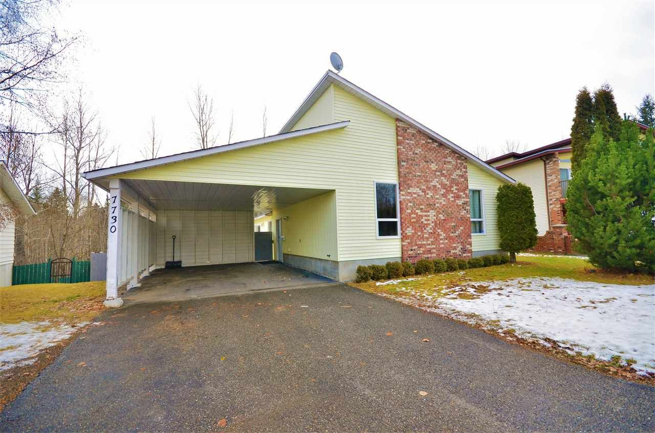 """Main Photo: 7730 ST MARK Crescent in Prince George: St. Lawrence Heights House for sale in """"ST. LAWRENCE"""" (PG City South (Zone 74))  : MLS®# R2323256"""