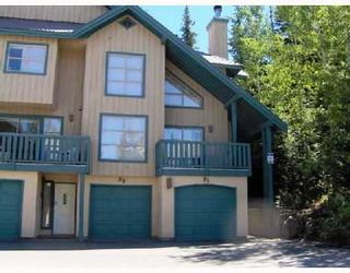 Photo 1: 31 4737 SPEARHEAD Drive in Forest Trails: Home for sale : MLS®# V689377