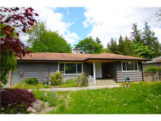 Photo 1: 1571 HARBOUR Drive in Coquitlam: Harbour Place House for sale : MLS®# V1079312