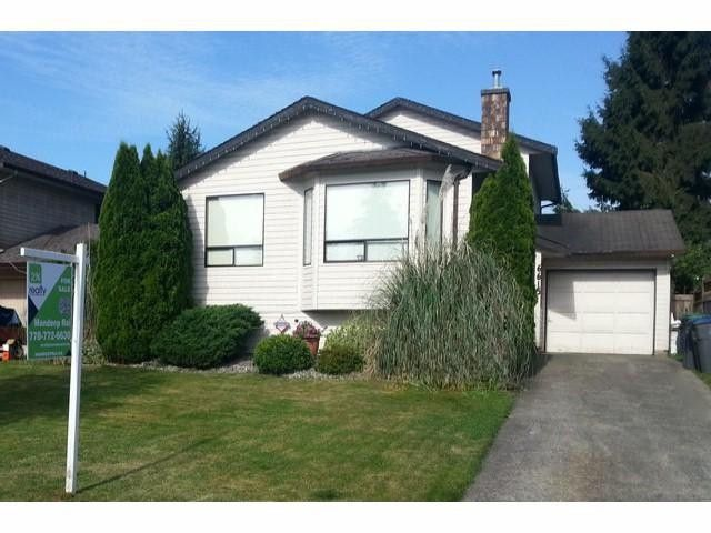 Main Photo: 6615 131ST ST in Surrey: West Newton House for sale : MLS®# F1316405