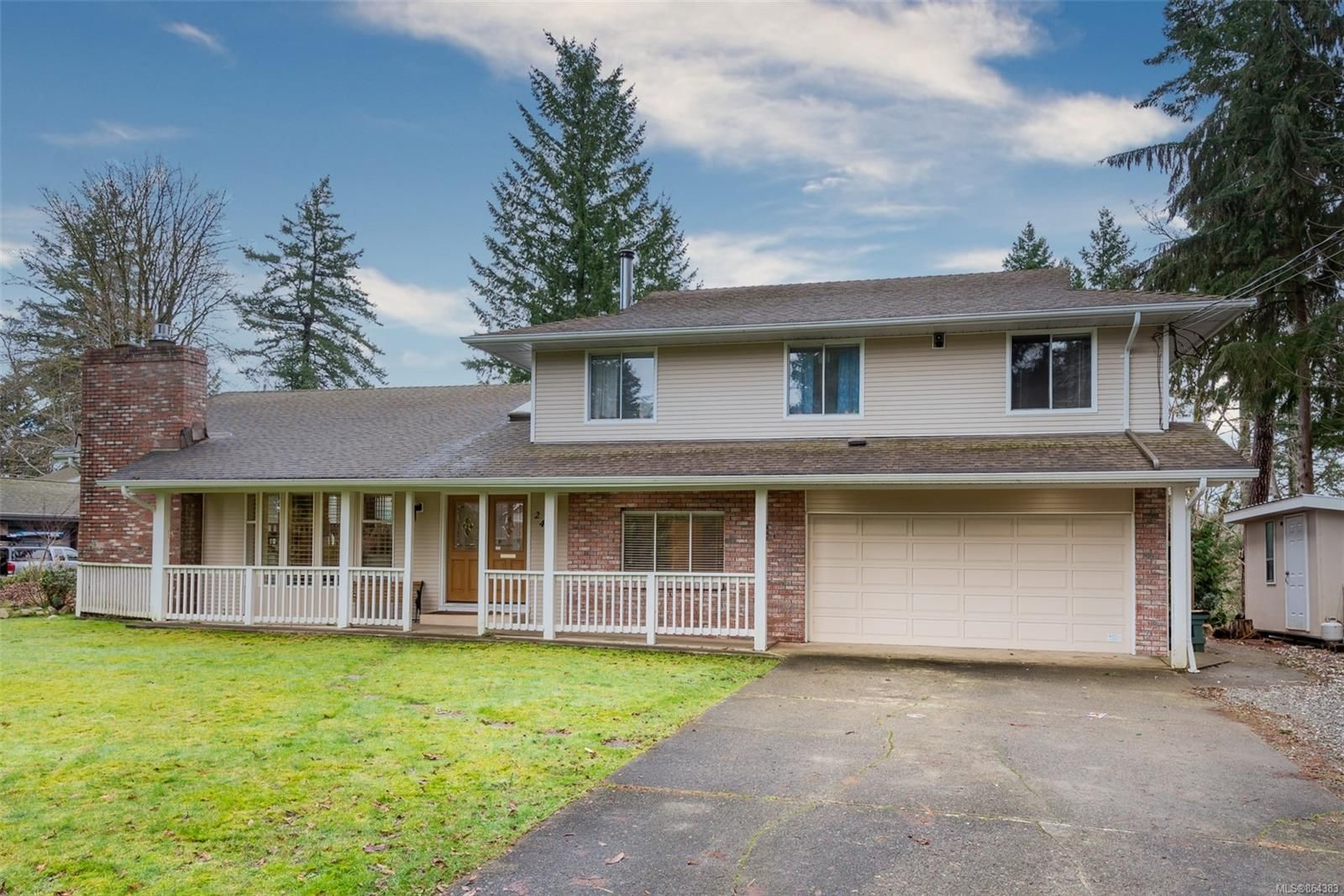 Main Photo: 2405 Steelhead Rd in : CR Campbell River North House for sale (Campbell River)  : MLS®# 864383