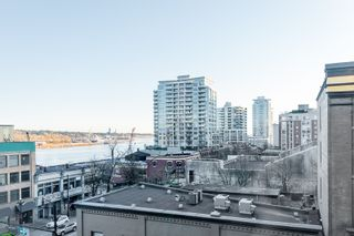 """Photo 13: 406 549 COLUMBIA Street in New Westminster: Downtown NW Condo for sale in """"C2C Lofts"""" : MLS®# R2568898"""
