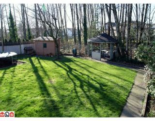 Photo 16: 8745 147TH Street in SURREY: Bear Creek Green Timbers House for sale (Surrey)  : MLS®# F1301178