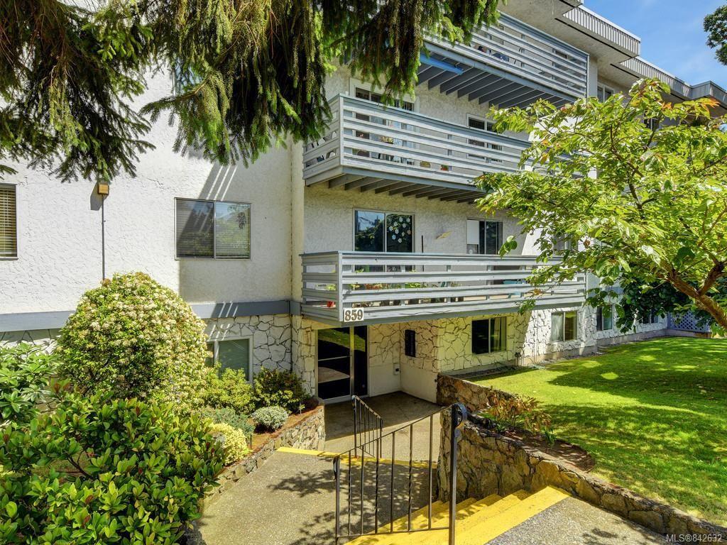 Main Photo: 203 859 Carrie St in Esquimalt: Es Old Esquimalt Condo for sale : MLS®# 842632