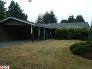 """Photo 1: 14480 17A Avenue in Surrey: Sunnyside Park Surrey House for sale in """"THE GLENS"""" (South Surrey White Rock)  : MLS®# F1222283"""