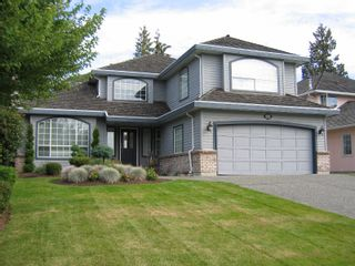 """Photo 1:  in Surrey: Panorama Ridge House for sale in """"Boundary Park"""" : MLS®# F2722878"""