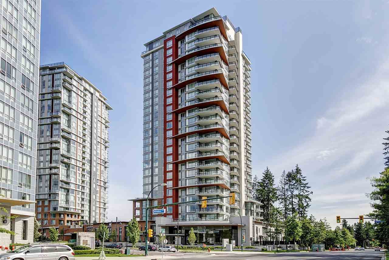 "Main Photo: 2004 3096 WINDSOR Gate in Coquitlam: New Horizons Condo for sale in ""Mantyla by Polygon"" : MLS®# R2397434"