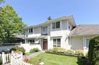 """Photo 1: 10 11188 RAILWAY Avenue in Richmond: Westwind Townhouse for sale in """"WESTWIND LANE"""" : MLS®# V893714"""
