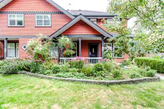 """Photo 1: 799 PREMIER Street in North Vancouver: Lynnmour Townhouse for sale in """"Creek Stone"""" : MLS®# R2347912"""