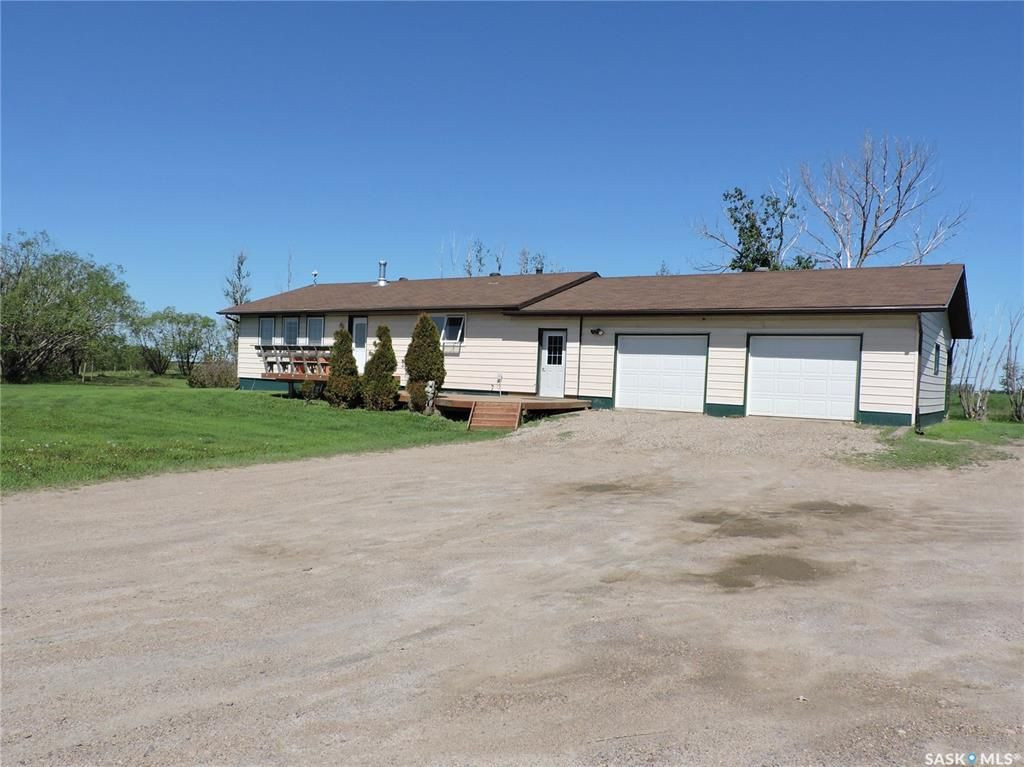 Main Photo: Walker Acreage in Orkney: Residential for sale (Orkney Rm No. 244)  : MLS®# SK859515